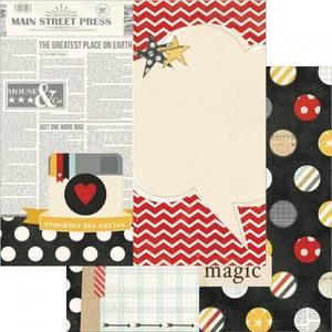 Bilde av Simple Stories - 3315 - Say Cheese - 6x12 Page Elements