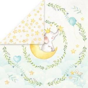 Bilde av Craft & You - 12x12 - CP-BA04 - Baby Adventure 04