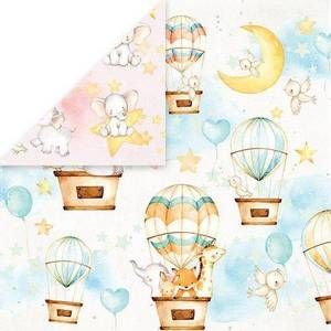 Bilde av Craft & You - 12x12 - CP-BA06 - Baby Adventure 06