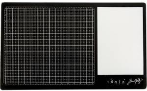 Bilde av Tim Holtz - 1914E - Glass Media Mat 23.75x14.25
