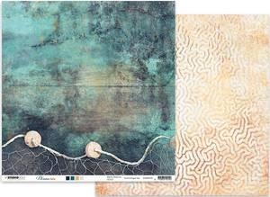 Bilde av Studiolight - 12x12 - ScrapOV01 - Ocean View 01