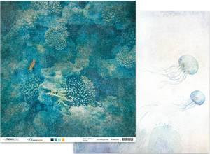 Bilde av Studiolight - 12x12 - ScrapOV03 - Ocean View 03