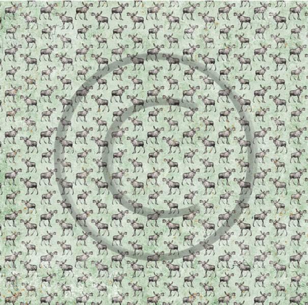 Papirdesign PD18492 - Jakt og Fiske - God (H)elg