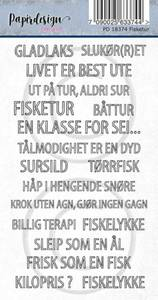 Bilde av Papirdesign - Klistremerker - 18374 - Fisketur