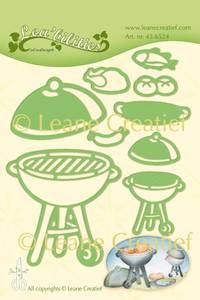 Bilde av Leane Creatief - 45.6524 - Lea'bilities Die - Summer BBQ