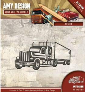 Bilde av FIT - Dies - ADD10099 - Amy Design - Truck
