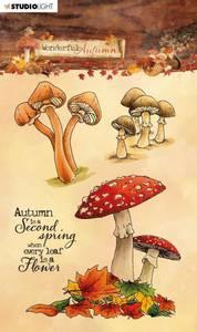 Bilde av Studiolight - 480 - Stamps - A6 - Wonderful Autumn