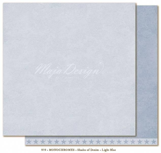Maja -  919 - Monochromes - Shades of Denim - Light Blue