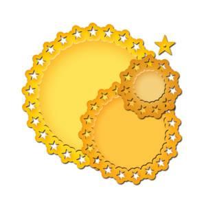 Bilde av Spellbinders - S4-335 - Nestabilities - Star Circles
