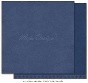 Bilde av Maja -  921 - Monochromes - Shades of Denim - Dark Blue