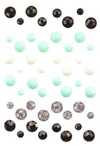 Bilde av Prima - 597627 - Say it in crystals - Flirty Fleur - 48 stk