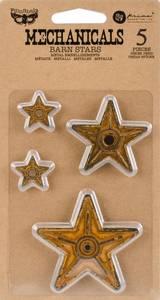 Bilde av Prima - 963392 - Finnabair - Mechanical - Barn Stars