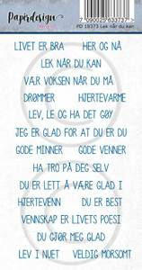 Bilde av Papirdesign - Klistremerker - 18373 - Lek når du kan
