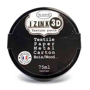 Bilde av Aladine - Izink 3D - Texture Paste - 85460 - Caviar