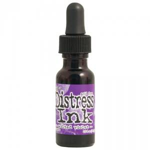 Bilde av Distress Ink - Reinker - Wilted Violet - 43386