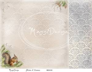 Bilde av Maggi Design - MD20-002 - Flora & Fauna