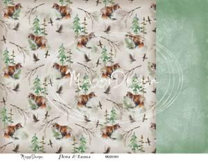 Bilde av Maggi Design - MD20-003 - Flora & Fauna