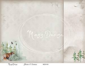 Bilde av Maggi Design - MD20-004 - Flora & Fauna