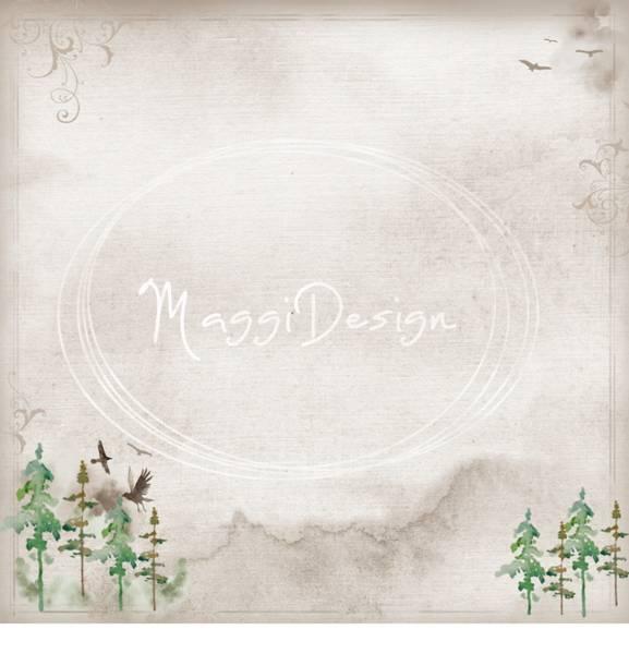 Maggi Design - MD20-004 - Flora & Fauna