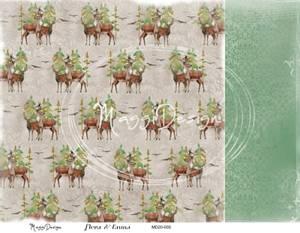 Bilde av Maggi Design - MD20-005 - Flora & Fauna