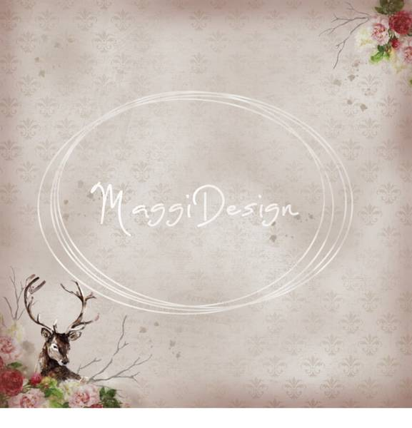 Maggi Design - MD20-008 - Flora & Fauna