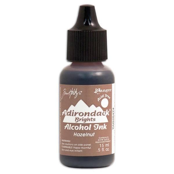 Ranger - Adirondack - Alcohol ink - HAZELNUT