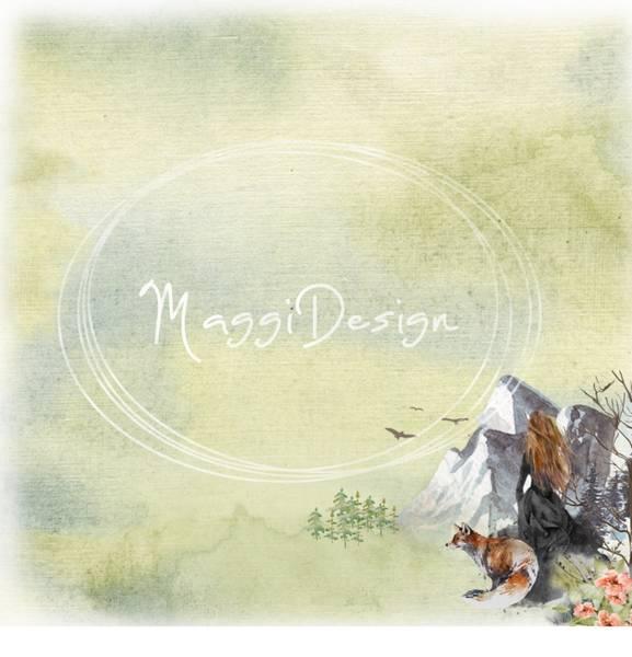 Maggi Design - MD20-009 - Flora & Fauna