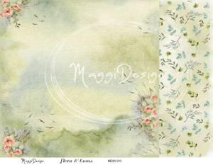 Bilde av Maggi Design - MD20-010 - Flora & Fauna