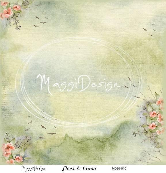 Maggi Design - MD20-010 - Flora & Fauna