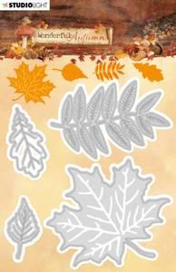 Bilde av Studiolight die - 308 - Wonderful Autumn