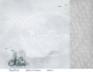 Bilde av Maggi Design - MD20-012 - Flora & Fauna