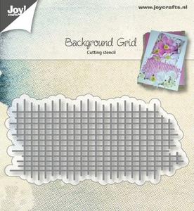 Bilde av Joy Crafts - 6002-1022 - Bille's background - Grid
