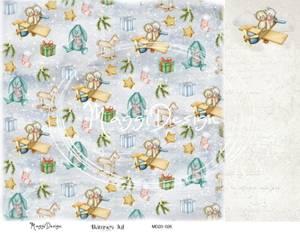 Bilde av Maggi Design - MD20-026 - Bamses Jul