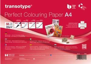 Bilde av Copic - Perfect Colouring Paper - A4 - 50 ark