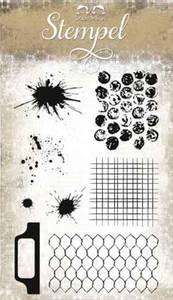Bilde av Papirdesign - Stempel - PD13788 - Bakgrunner