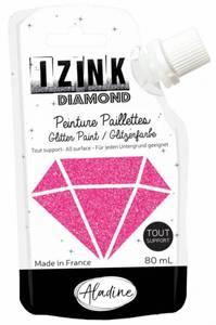 Bilde av Aladine - Izink Diamond - Glitter Paint - 80841 - Fuchsia