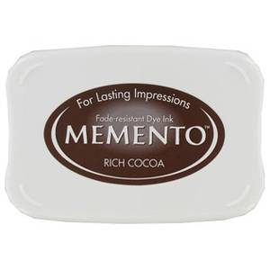 Bilde av Memento Dye Ink Pad 800 - Rich Cocoa