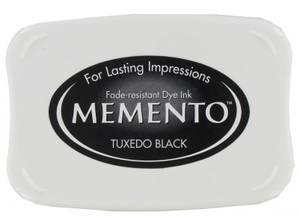 Bilde av Memento Dye Ink Pad 900 - Tuxedo Black