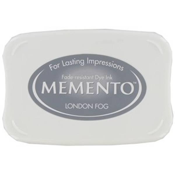 Memento Dye Ink Pad 901 - London Fog
