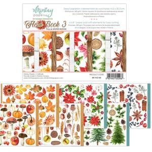 Bilde av Mintay - 6x8 paper pad - Flora Book 03