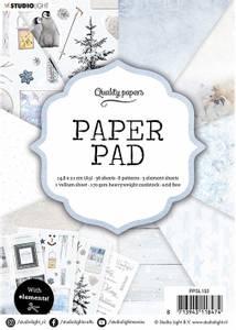 Bilde av Studiolight -  152 - PaperPad 14,8x21cm - PPSL152
