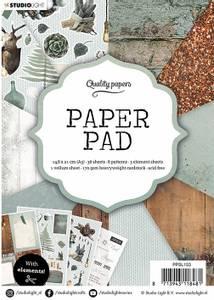 Bilde av Studiolight -  153 - PaperPad 14,8x21cm - PPSL153