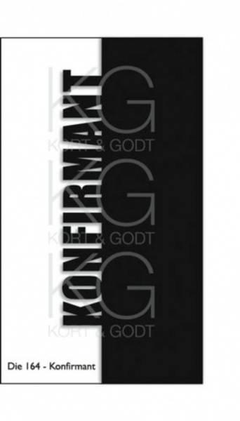 Kort & Godt - Die 164 - Konfirmant