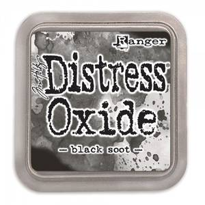 Bilde av Distress Oxide Ink Pad - 55815 - Black Soot