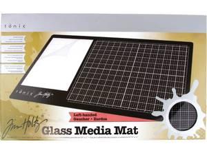Bilde av Tim Holtz - 1913E - Glass Media Mat 23.75x14.25