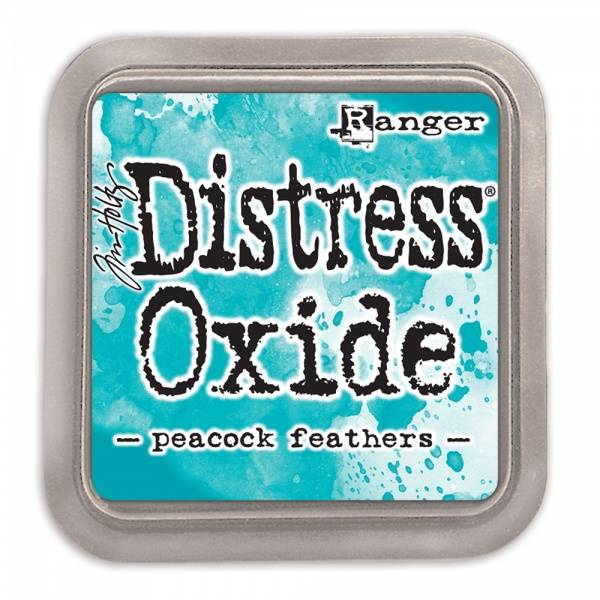 Distress Oxide Ink Pad - 56102 - Peacock Feathers