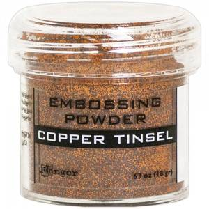 Bilde av Ranger - Embossing powder - Copper Tinsel
