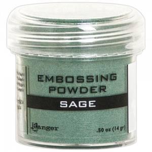 Bilde av Ranger - Embossing powder - Sage Metallic