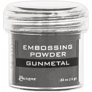 Bilde av Ranger - Embossing powder - Gunmetal Metallic