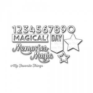 Bilde av My Favorite Things - MFT449 - Die-Namics - MAGICAL MEMORIES